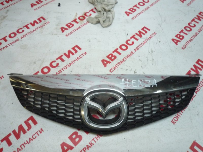 Решетка радиатора Mazda Atenza GG3P, GGEP,GY3W, GYEW,GG3S, GGES LF 2006