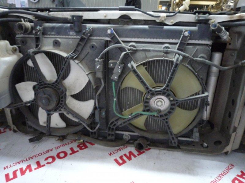 Радиатор основной Honda Fit Aria GD6, GD7, GD8, GD9 L15A 2002-2005