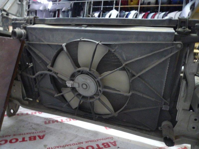 Радиатор основной Toyota Isis ZNM10G, ZNM10W, ANM10G, ANM10W, ANM15G, ANM15W,ZGM10G, ZGM10W, ZGM11G, ZGM11W, ZGM15G, ZGM15W 1ZZ 2007