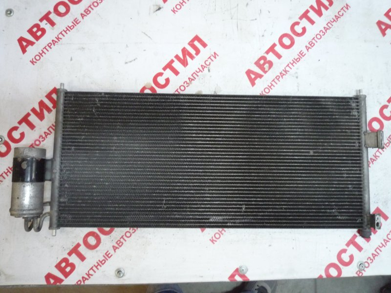 Радиатор кондиционера Nissan Wingroad WFY11, WHNY11, WHY11, WPY11,WRY11 2001