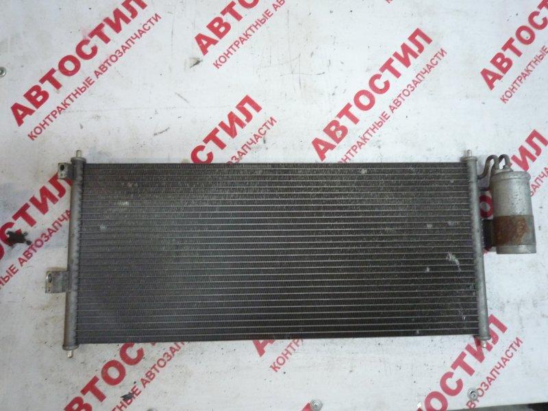 Радиатор кондиционера Nissan Wingroad WFY11, WHNY11, WHY11, WPY11,WRY11 2000