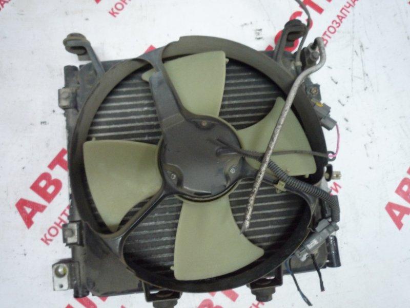 Радиатор кондиционера Honda Logo GA3, GA5 D13B 1997