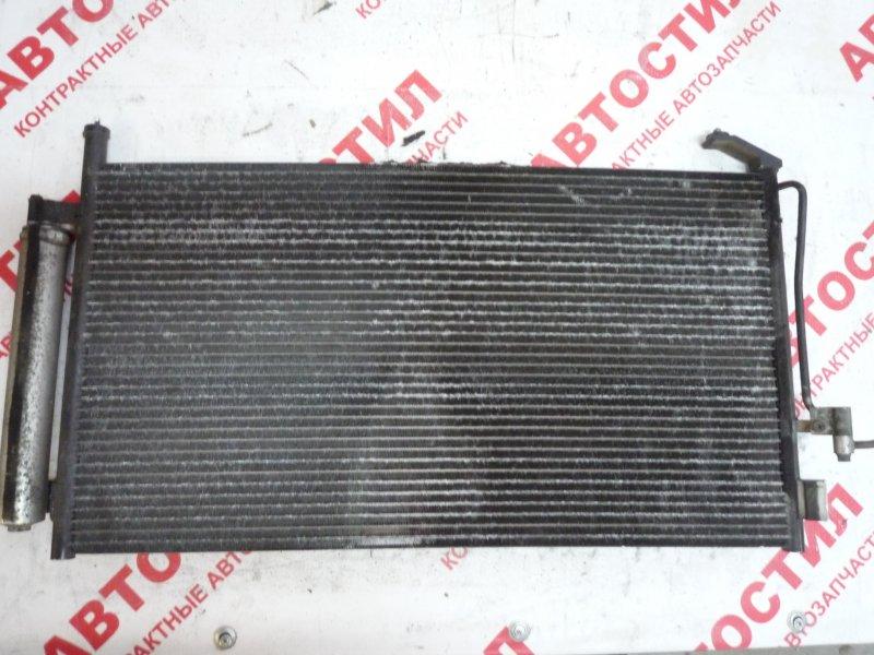 Радиатор кондиционера Subaru Forester SG5, SG9 2002
