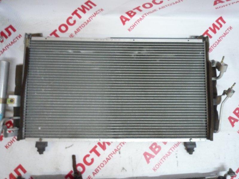 Радиатор кондиционера Mitsubishi Airtrek CU2W, CU4W, CU5W 2001