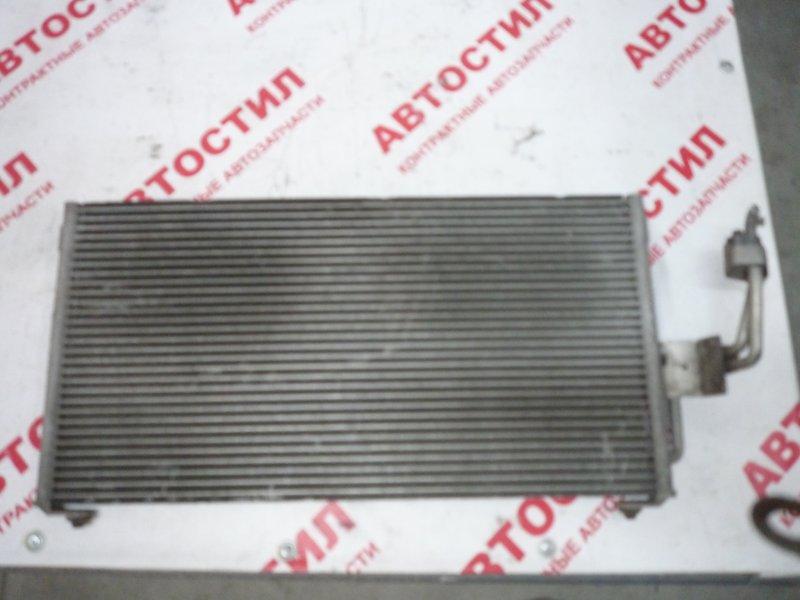 Радиатор кондиционера Mitsubishi Galant EA1A, EA3A, EC1A, EC3A, EC5A, EA7A, EC7A 2000