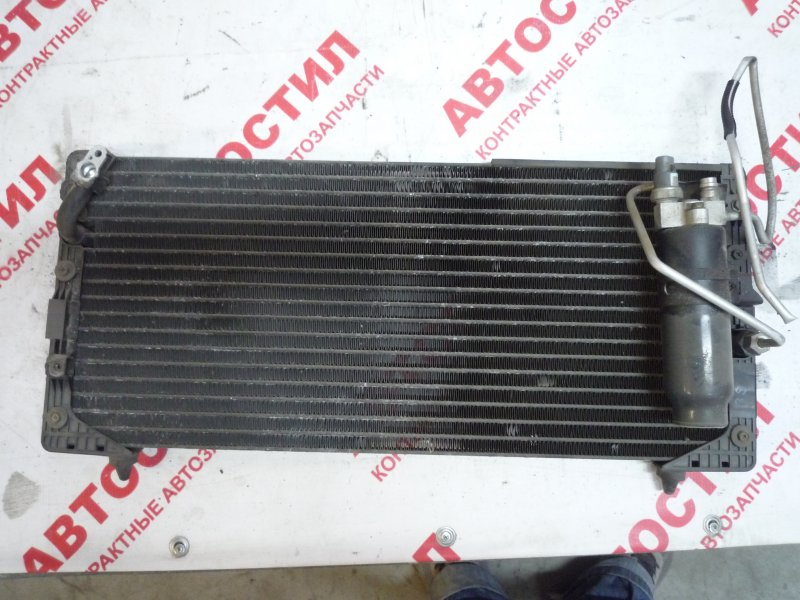 Радиатор кондиционера Toyota Starlet NCP95, KSP90, NCP91, SCP90 1998