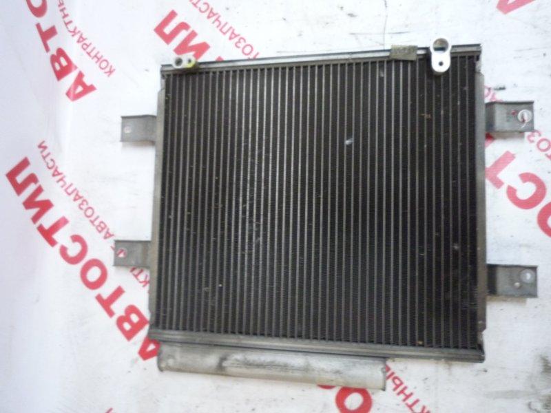 Радиатор кондиционера Toyota Passo KGC10, KGC15, QNC10 2005