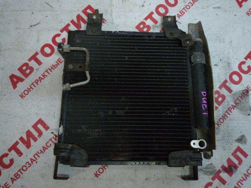 Радиатор кондиционера Toyota Duet M100A, M101A, M110A, M111A 2000