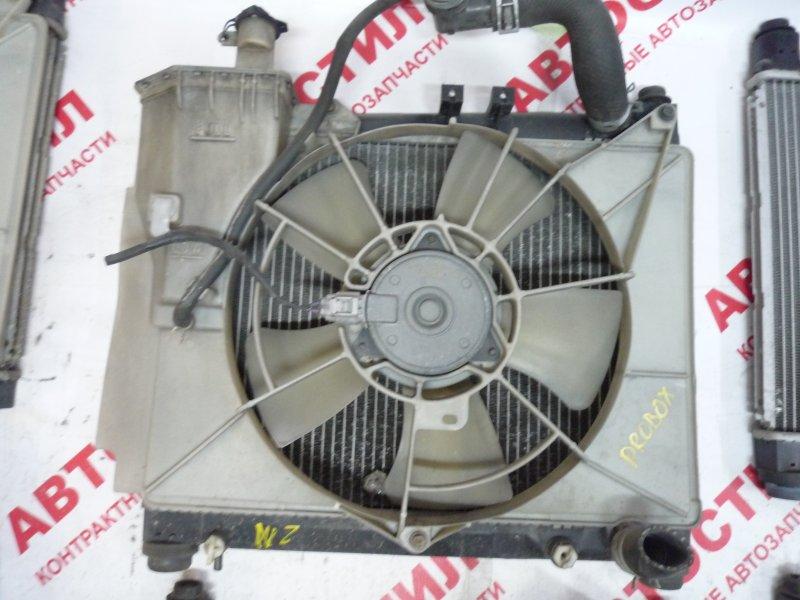 Радиатор основной Toyota Probox NCP50V, NCP51V, NCP55V, NCP52V, NLP51V,NCP58G, NCP59G 1NZ 2005