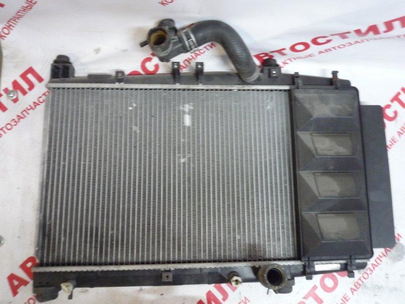 Радиатор основной Toyota Probox NCP50V, NCP51V, NCP55V, NCP52V, NLP51V,NCP58G, NCP59G 1ND 2005