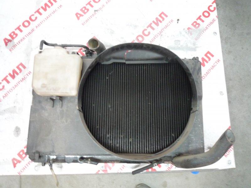 Радиатор основной Toyota Markii GX90 1G 1994