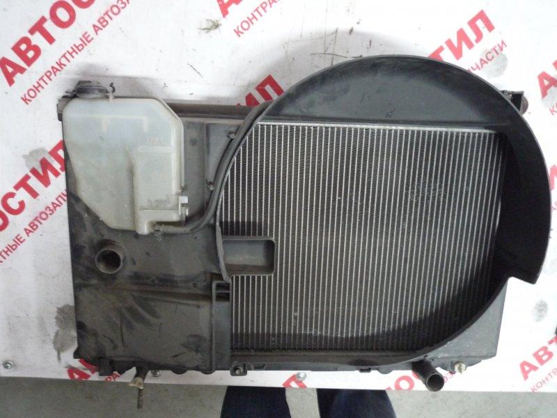 Радиатор основной Toyota Markii GX110, GX115 1G 2003