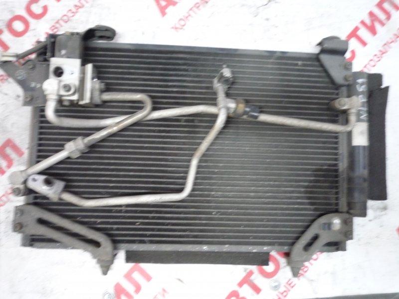 Радиатор кондиционера Toyota Probox NCP50V, NCP51V, NCP55V, NCP52V, NLP51V,NCP58G, NCP59G 2005