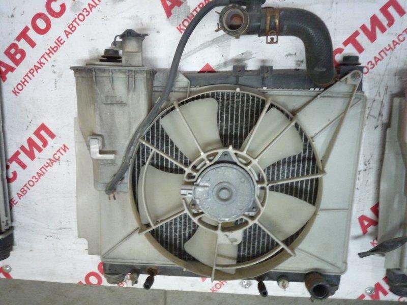 Радиатор основной Toyota Succeed NCP50V, NCP51V, NCP55V, NCP52V, NLP51V,NCP58G, NCP59G 1NZ 2005