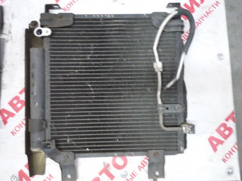 Радиатор кондиционера Toyota Duet M100A, M101A, M110A, M111A 2001