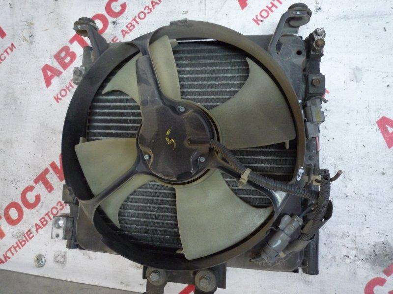 Радиатор кондиционера Honda Logo GA3, GA5 D13B 2000