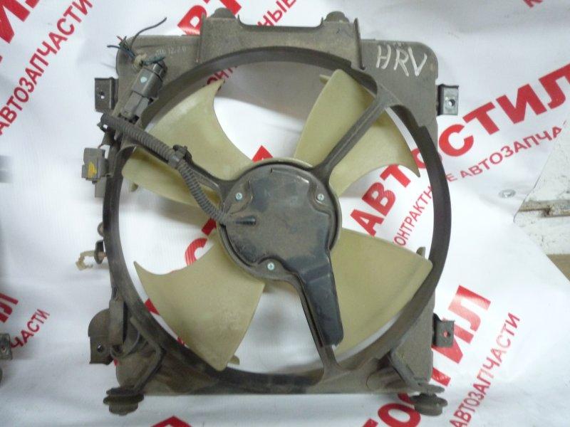 Диффузор радиатора Honda Hrv GH1, GH2, GH3, GH4 2000