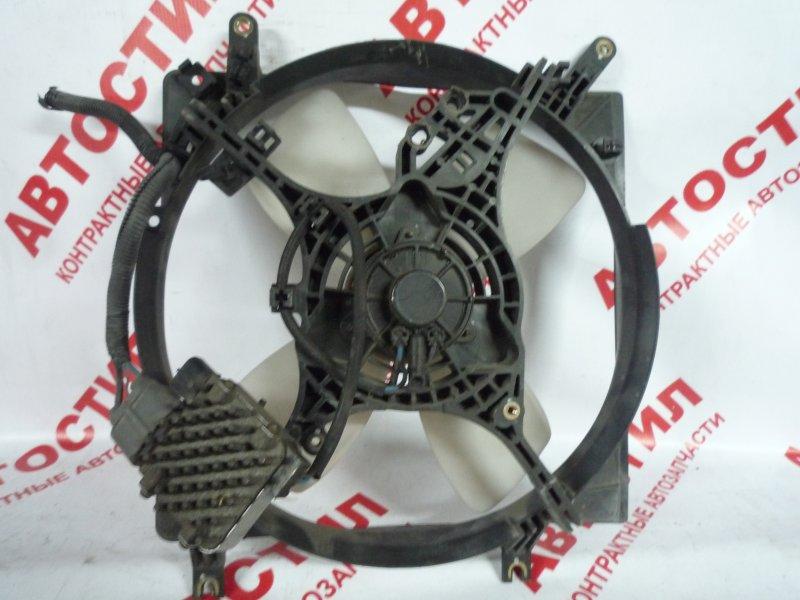Диффузор радиатора Mitsubishi Galant EA1W, EA3W, EC1W, EC3W, EC5W, EA7W, EC7W 4G94 2000