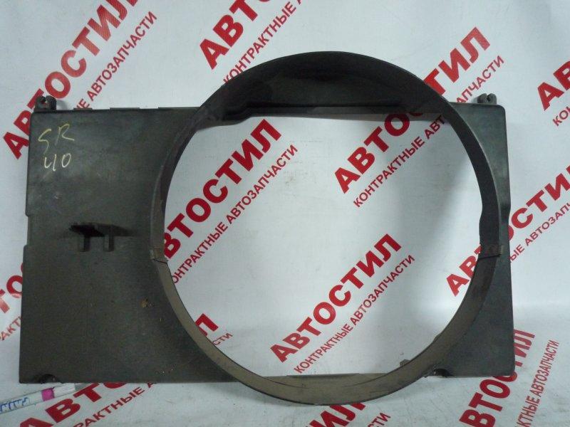 Диффузор радиатора Toyota Town Ace Noah SR40G, SR50G, CR40G, CR50G,KR41V, KR42V, KR52V, CR41V, CR51V, CR42V, CR52V 2C 1998