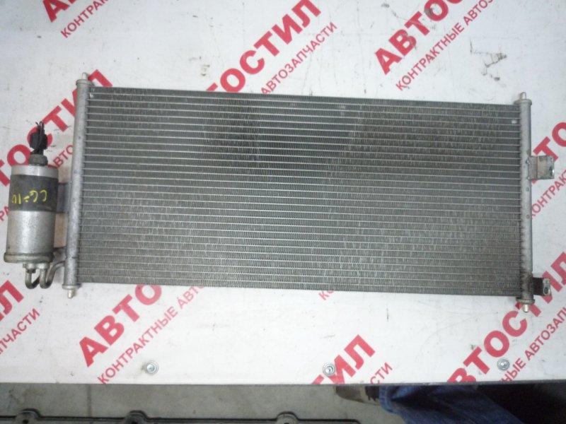 Радиатор кондиционера Nissan Bluebird Sylphy TG10, FG10, QNG10, QG10 2001