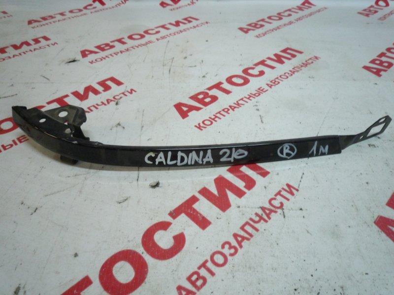 Ресничка на фару Toyota Caldina ST210G, ST215G, ST215W 1998 правая