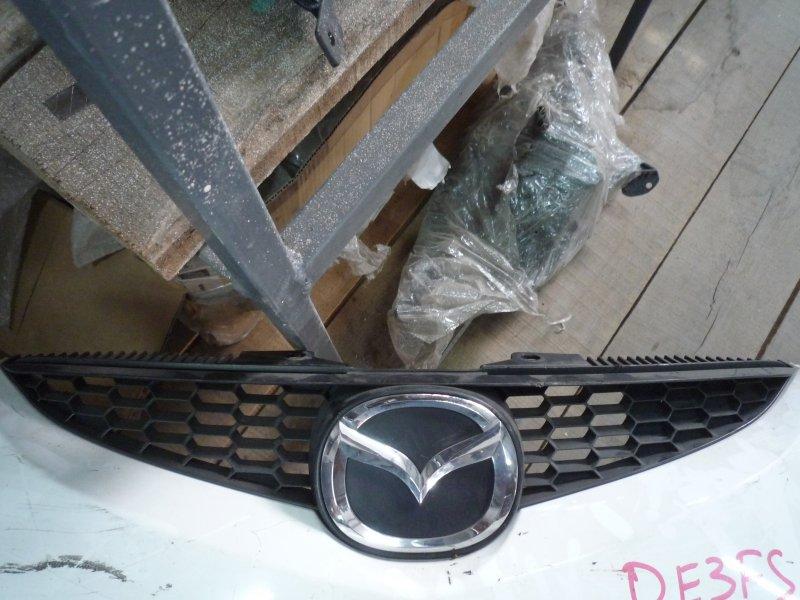 Решетка радиатора Mazda Demio DE3AS, DE3FS, DE5FS, DEJFS ZJ 2008