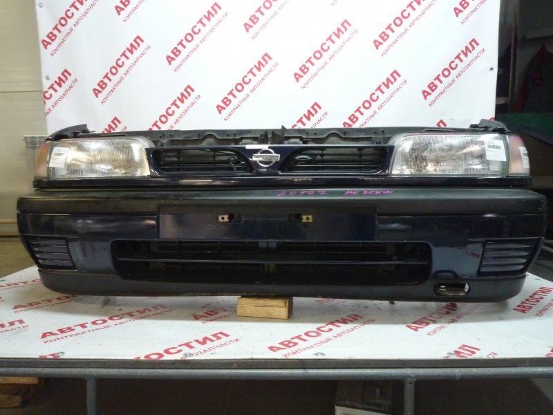 Бампер Nissan Pulsar EN14, FN14, FNN14, HN14, N14, SN14 GA15 1993 передний