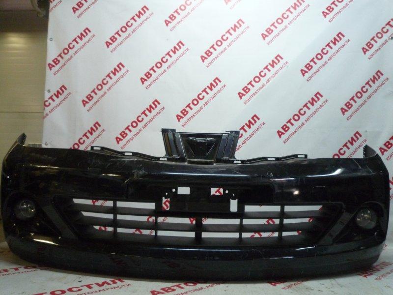 Бампер Nissan Tiida C11, JC11, NC11,SJC11, SC11, SNC11 HR15 2010 передний