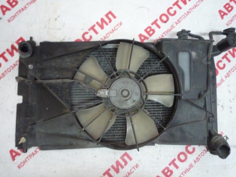 Радиатор основной Toyota Corolla NZE121, NZE124, ZZE122, ZZE124, ZZE123,CE121, NZE120, NZE121, NZE124, ZZE122, ZZE124,CE121G, ZZE122G,