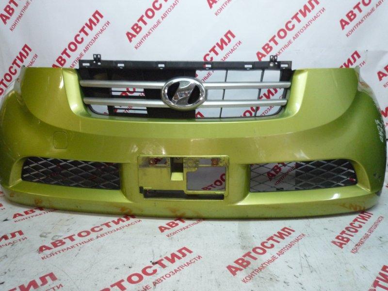 Бампер Toyota Bb QNC20, QNC21, QNC25 2006 передний