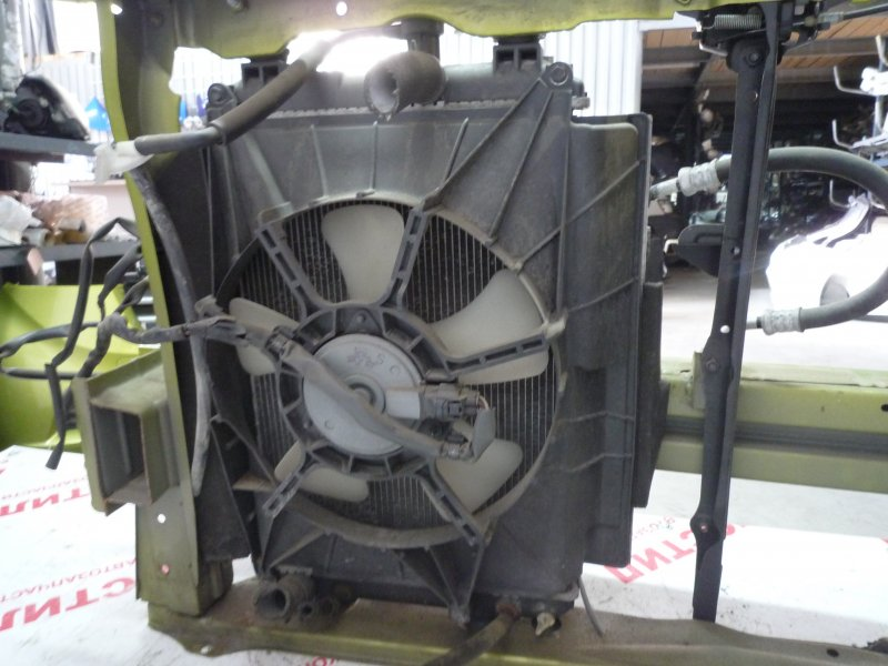 Радиатор основной Toyota Bb QNC20, QNC21, QNC25 3SZ 2006