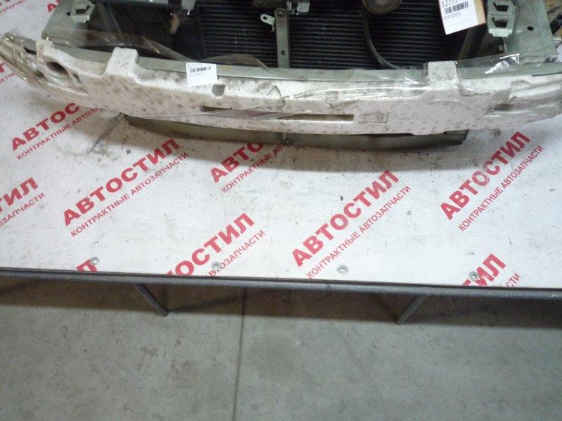 Усилитель бампера Toyota Vitz NCP10, NCP13, NCP15, SCP10, SCP13 2003 передний