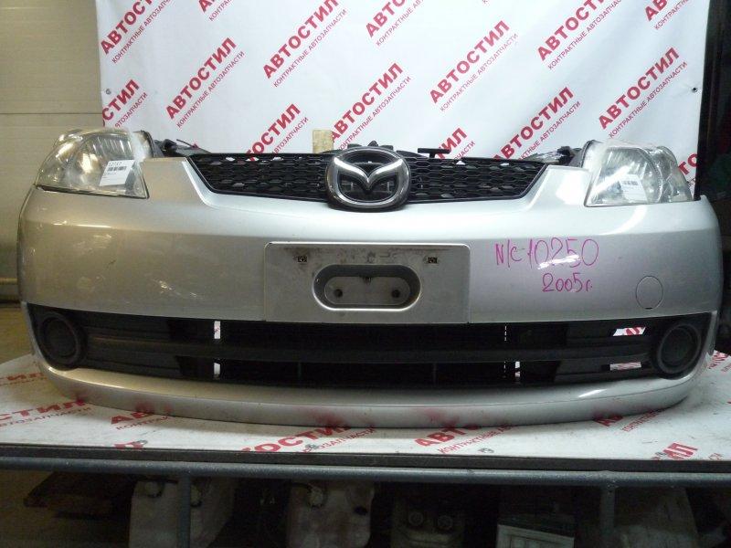 Бампер Mazda Demio DY3R, DY3W, DY5R, DY5W ZY 2005 передний