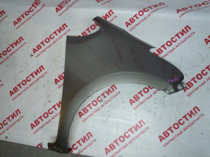 Крыло Toyota Ractis NCP105, NCP100, SCP100 2007 переднее правое