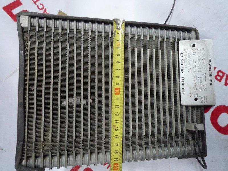 Радиатор кондиционера салонный Subaru Impreza GG2, GG3, GG9, GGA,GGC, GGD,GDC, GDD, GD2, GD3 EJ20 2003