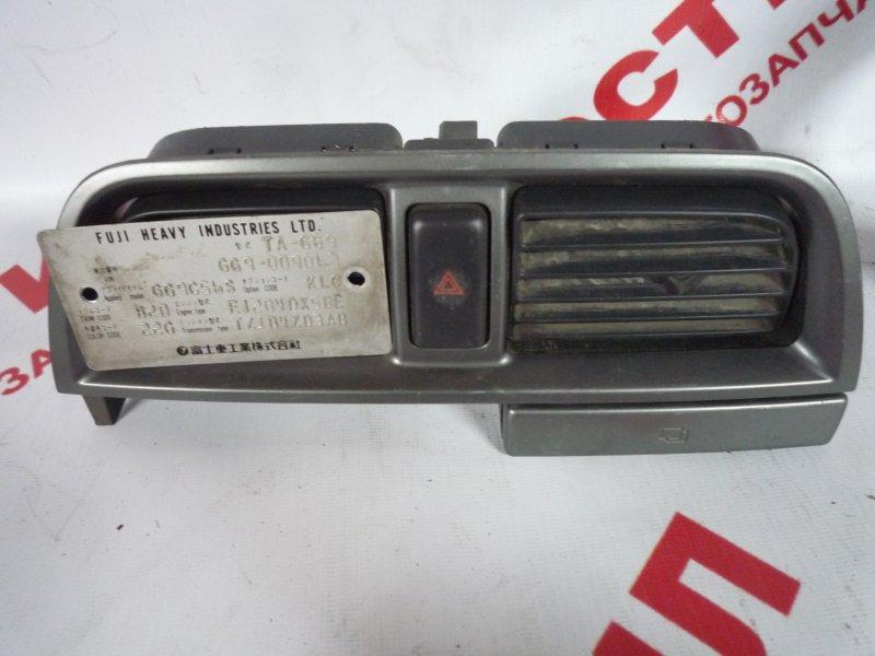 Воздуховод печки Subaru Impreza GG2, GG3, GG9, GGA,GGC, GGD,GDC, GDD, GD2, GD3 EJ20 2003