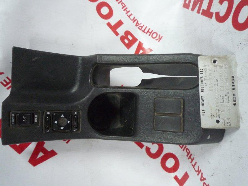Обрамление ручного тормоза Subaru Impreza GG2, GG3, GG9, GGA,GGC, GGD,GDC, GDD, GD2, GD3 EJ20 2003