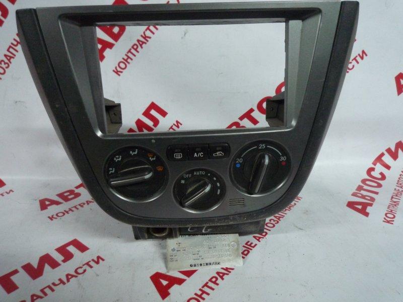Блок управления климат-контролем Subaru Impreza GG2, GG3, GG9, GGA,GGC, GGD,GDC, GDD, GD2, GD3 EJ20 2003
