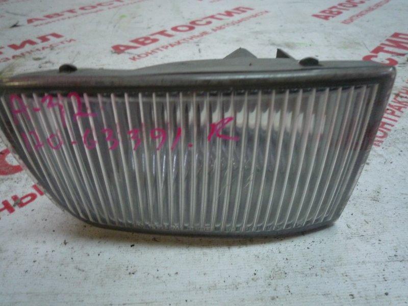 Подсветка боковая Nissan Cefiro A32, HA32, PA32,WA32, WHA32, WPA32 1995 правая