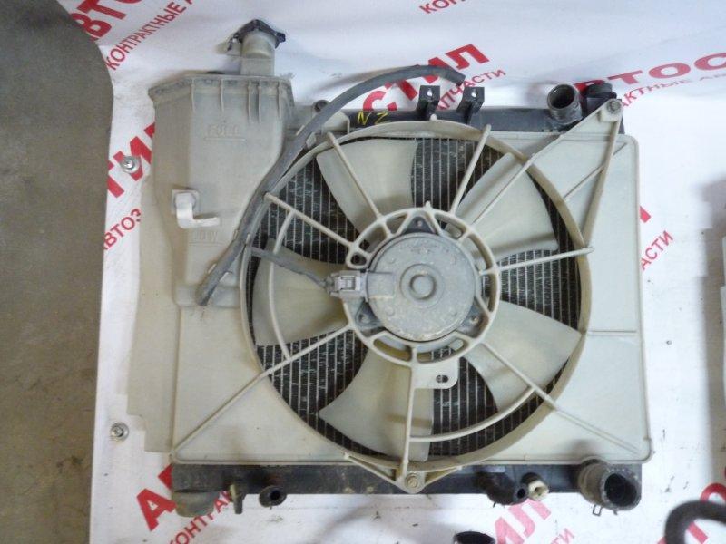 Радиатор основной Toyota Raum NCZ20, NCZ25 1NZ 2005