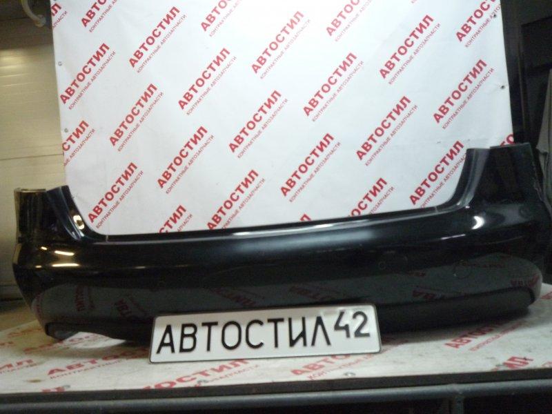 Бампер Audi A4 B8 2007-2011 задний