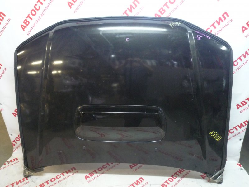 Капот Subaru Forester SG5, SG9 2002