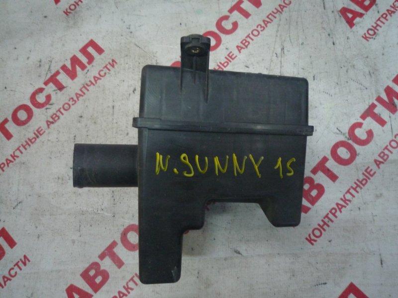 Резонатор Nissan Sunny B15, FB15, FNB15, JB15, QB15, SB15 2000