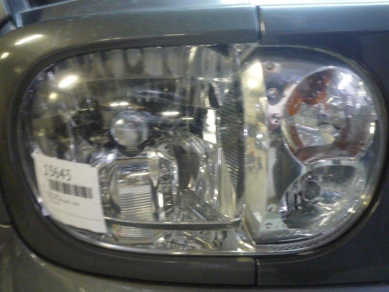 Фара Nissan Cube BNZ11, BZ11, YZ11 2008 правая