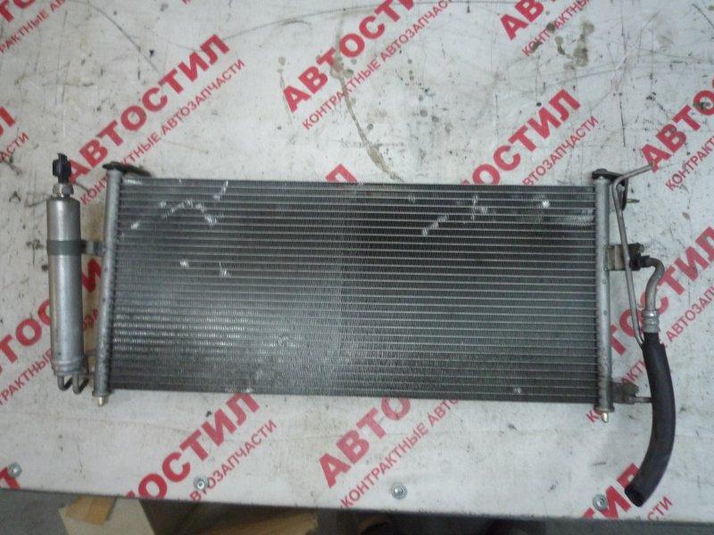 Радиатор кондиционера Nissan Primera HP12, RP12, TNP12, TP12, QP12,WHP12, WRP12, WTNP12, WTP12, P12 2001