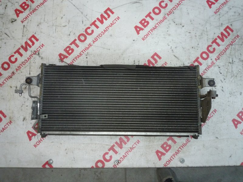 Радиатор кондиционера Nissan Wingroad WFNY10, WFY10, WHNY10, WHY10, WEY10 1996