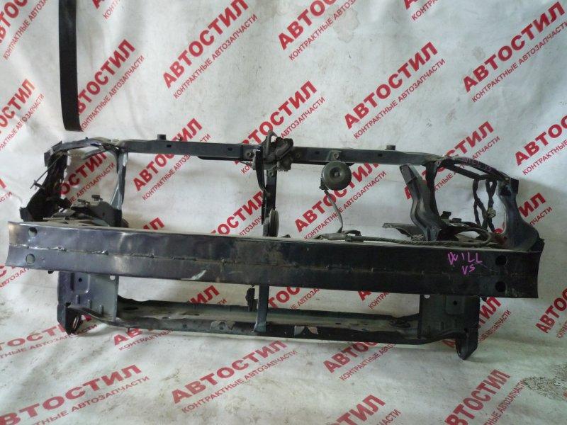 Телевизор Toyota Will Vs NZE127, ZZE127, ZZE128, ZZE129 2003