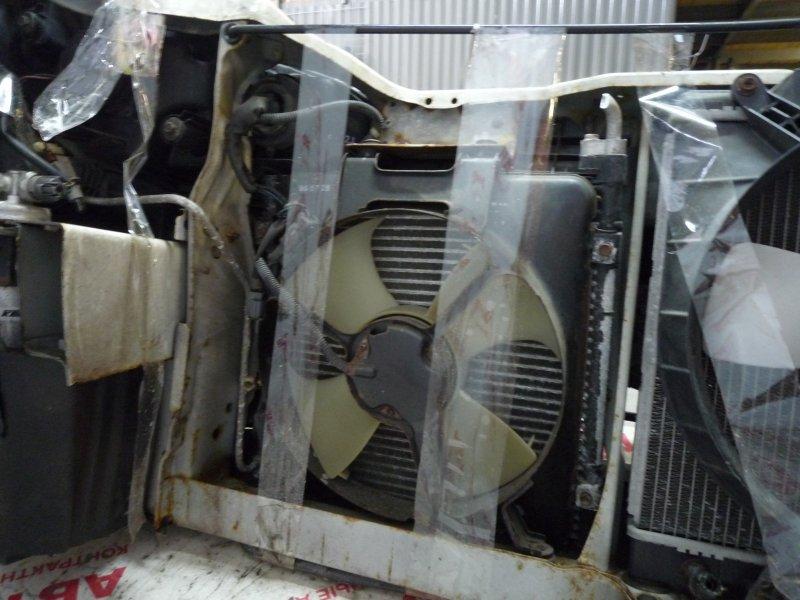 Радиатор кондиционера Honda Hrv GH1, GH2, GH3, GH4 1999
