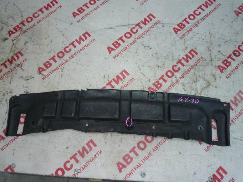 Защита двс пластик Toyota Chaser GX90, JZX90, JZX90E, JZX91, JZX91E, JZX93, SX90, LX90, LX90Y 1995 передняя