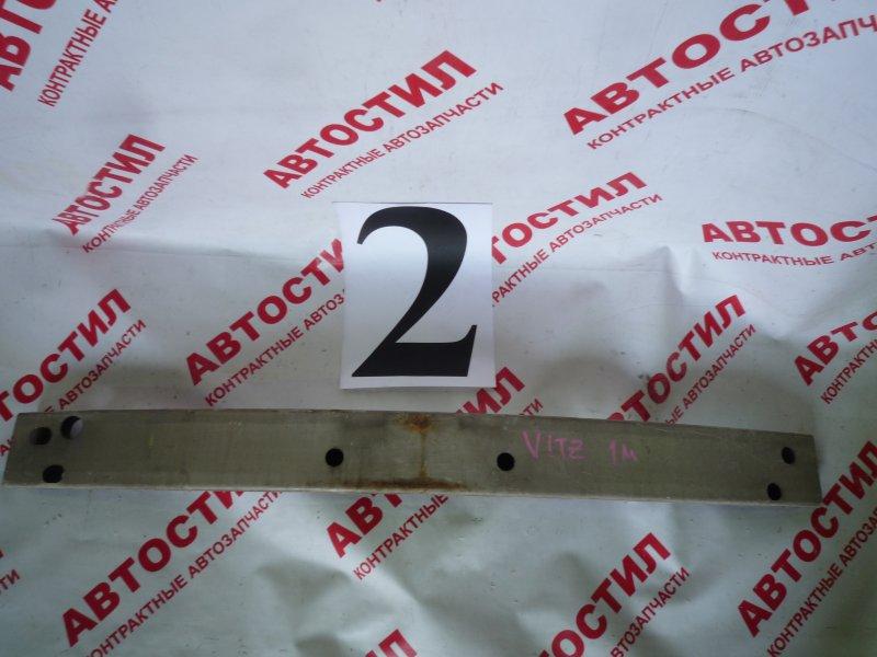 Усилитель бампера Toyota Vitz NCP10, NCP13, NCP15, SCP10, SCP13 2001 передний